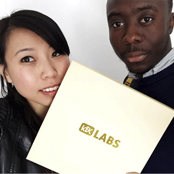 Kim Nguyen & Kofi Ansah - Founders of K&K Lab