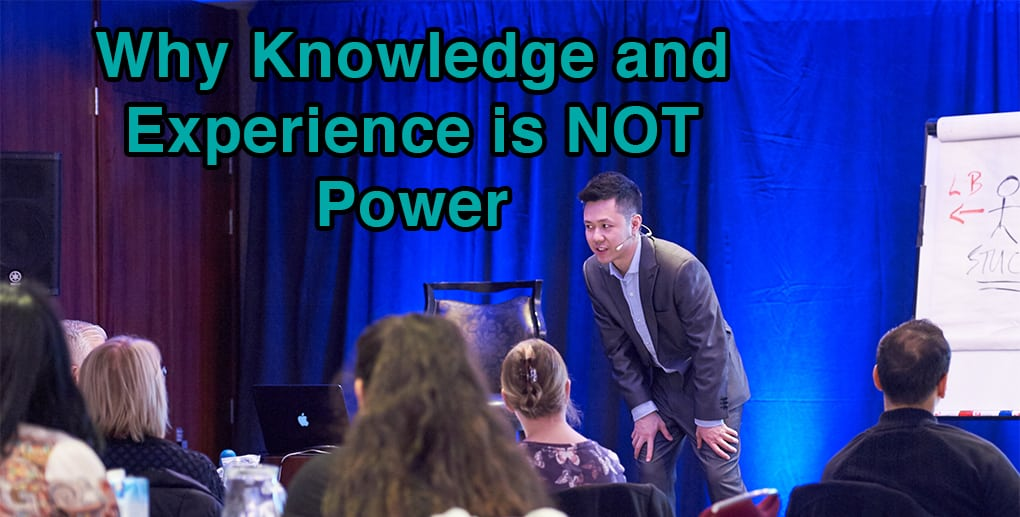 Why Knowledge is Not Power