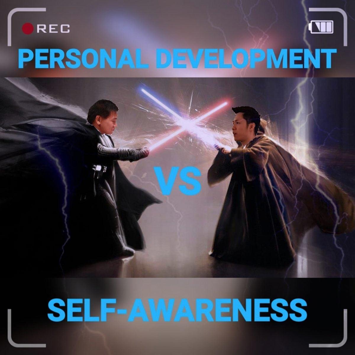 Personal Development vs. Self-Awareness