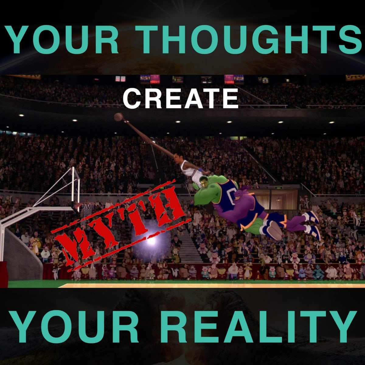 Your Thoughts Creates Your Reality